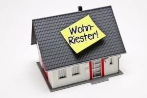 Hauskauf mit Wohnriester Hausfinanzierung