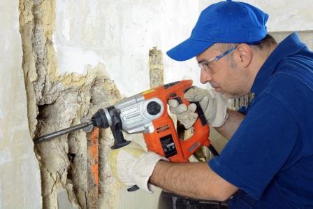 Hausbau renovieren mit Fachfirmen und Handwerkern
